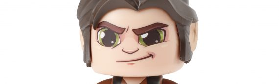 HASBRO – Solo A Star Wars Story Mighty Muggs
