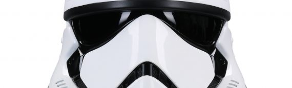 ANOVOS – Star Wars The Last Jedi Stormtrooper Helmet Premium Accessory