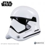 Anovos star wars The lAst jedi stormtrooper first order