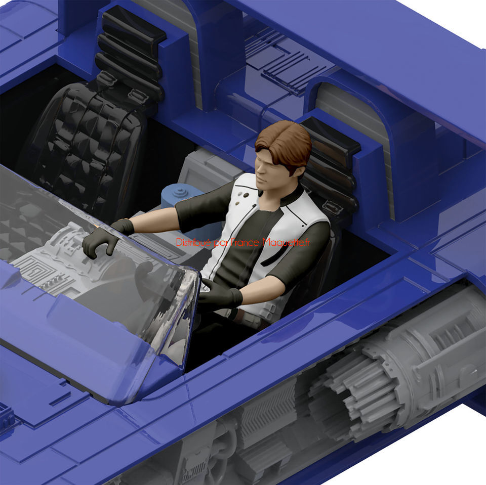 Revell SOLO Star Wars Story