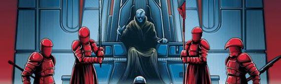 Artworks – Les posters The Last Jedi de Dan Mumford sur DarkInArt