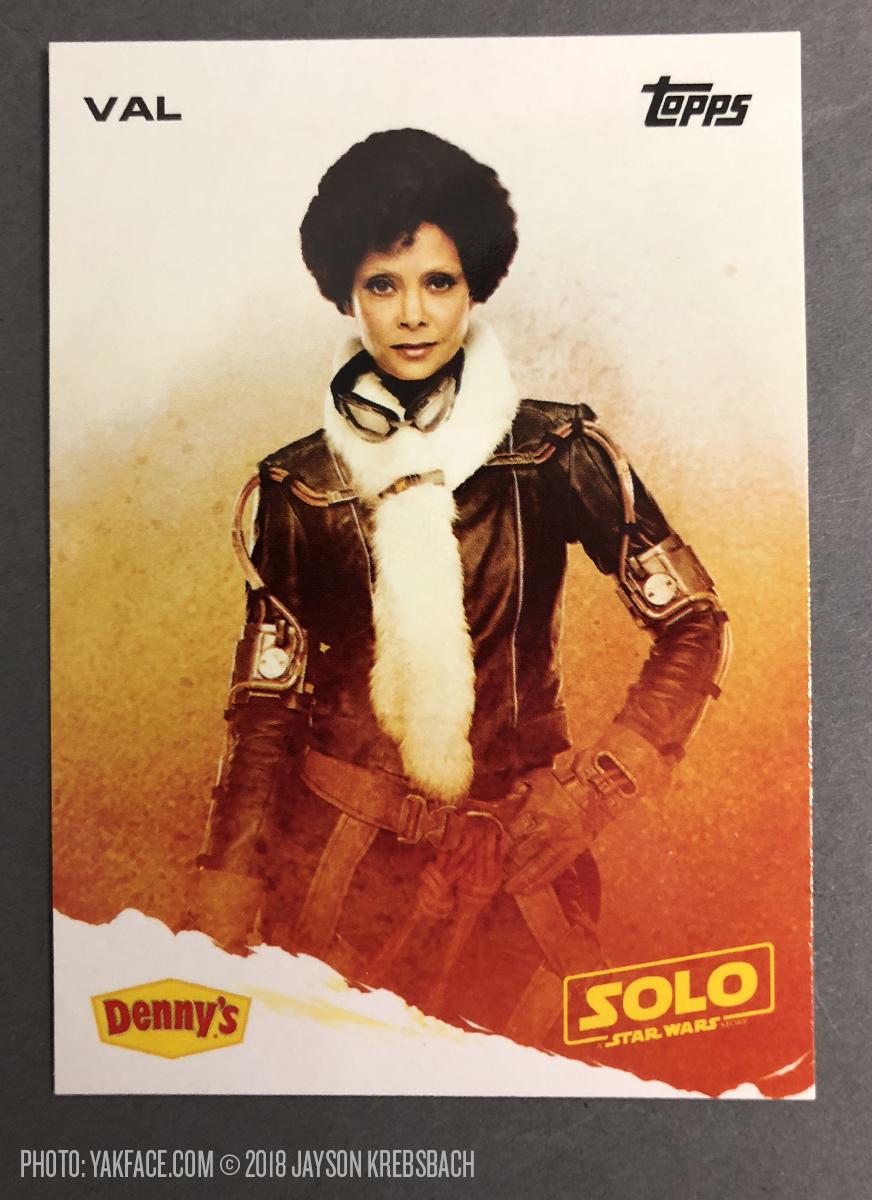 Dennys Card SOLO