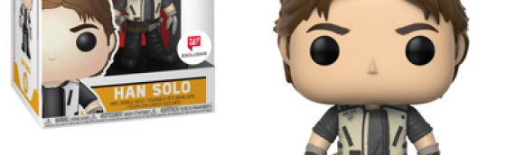 Funko POP – SOLO Star Wars Story : Les figurines exclusives