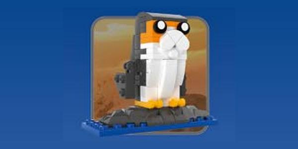 LEGO Porg 4 mai