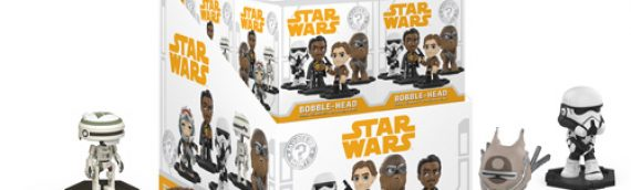FUNKO Mystery Minis : SOLO – A Star Wars Story