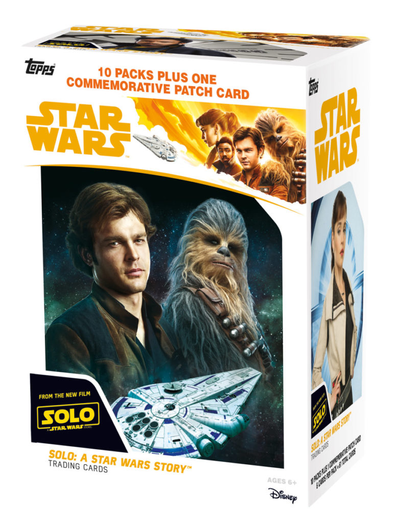 Topps solo star wars story