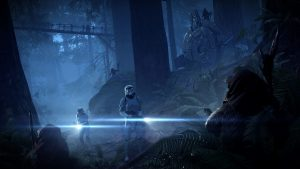 Night of the Ewok - Battlefront 2 - Electronic Arts - Dice