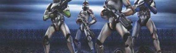 Exclusivité EE : Clone Trooper Troop Builder 3″¾