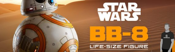 Sideshow Collectibles : BB-8 Life Size Figure