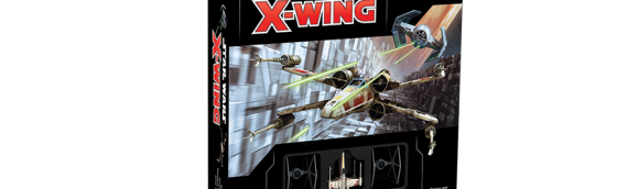 Fantasy Fligth Game – Star Wars : X-Wing Seconde Édition