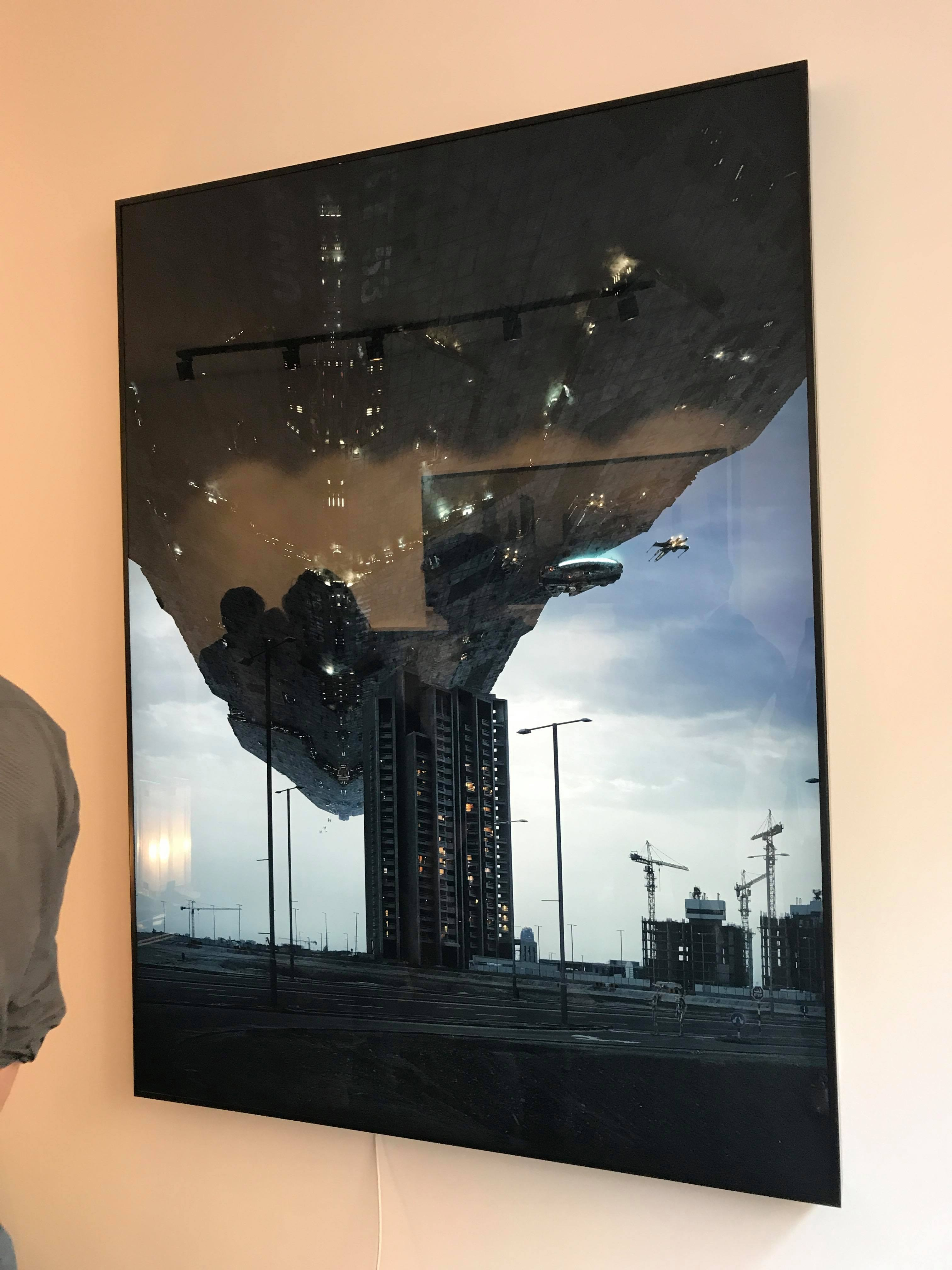Expo Back to the Stars, galerie Patrick Gutknecht
