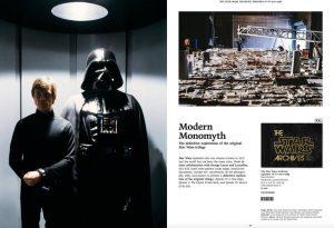 livre The Star Wars Archives : Episodes IV-VI 1977-1983