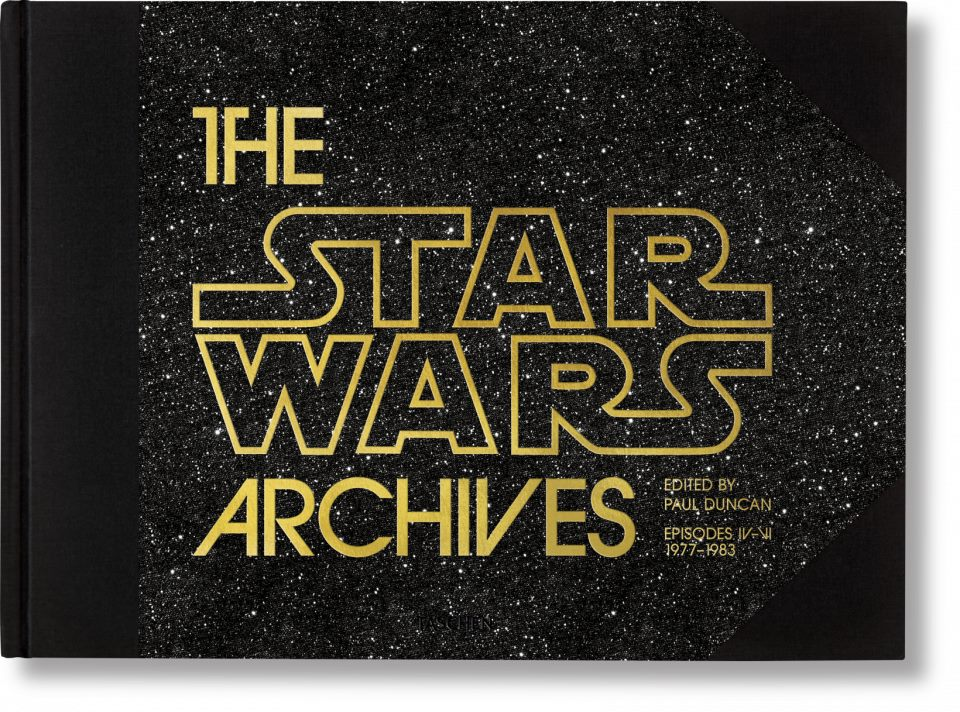 livre The Star Wars Archives : Episodes IV-VI 1977-1983