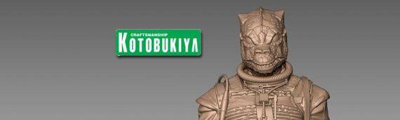 Kotobukiya: Trois nouvelles statues Star Wars ARTFX+