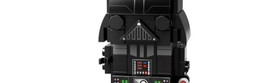 LEGO – Brickheadz Dark Vador & Stormtrooper