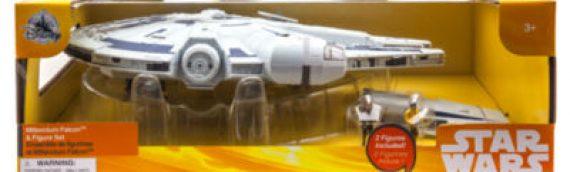 Disney Store – Le Faucon Millenium de SOLO – A Star Wars Story