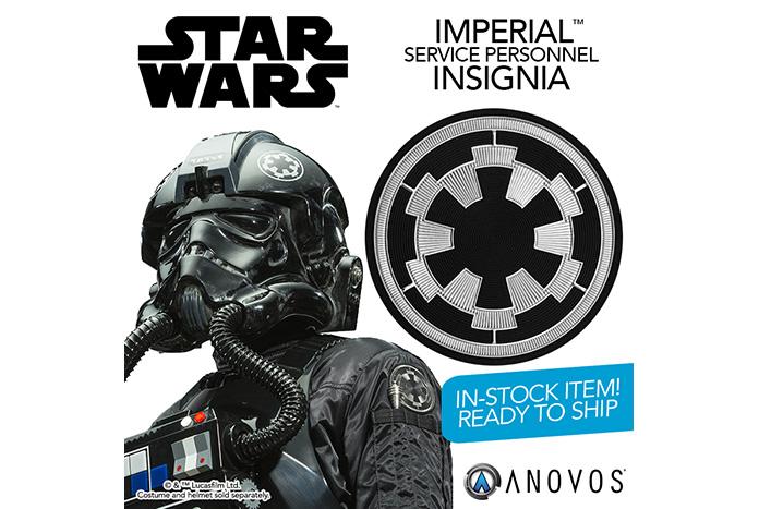 ANOVOS insigne impérial first order