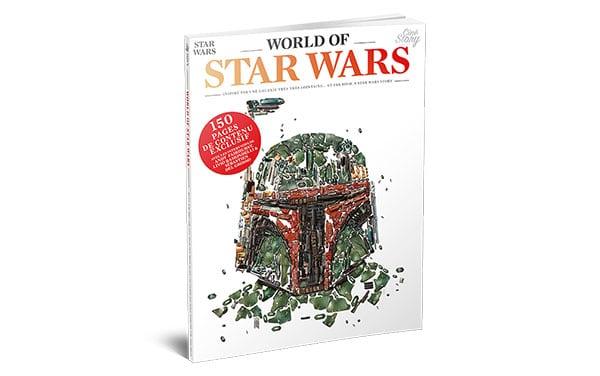 Ciné Story WORLD OF STAR WARS numéro 4