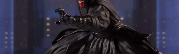 Gentle Giant – Darth Maul Collector Gallery Statue PGM Gift 2018