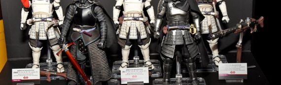 Tamashii Nations – The Force Awakens Movie Realization Figures