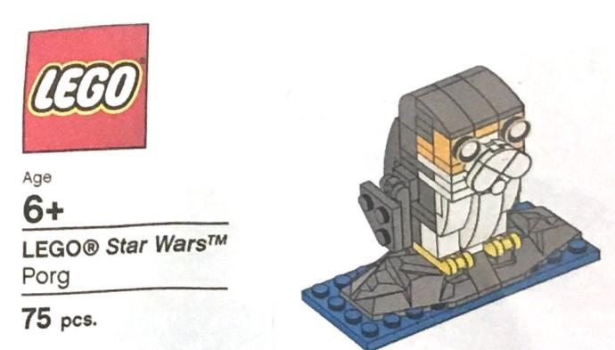 LEGO Porg briques