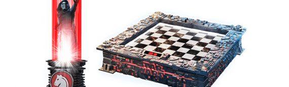 DeAgostini – Un nouveau jeu d'échecs Star Wars au Royaume-Uni