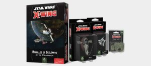 fantasy Flight Game X-Wing Miniature Second Edition