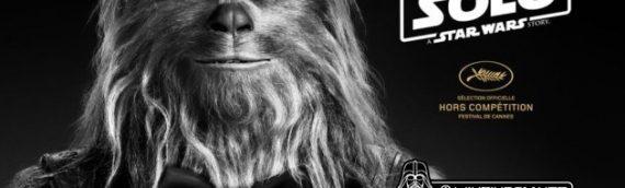 SOLO – A Star Wars Story : Mintinbox vous donne rendez-vous au Festival de Cannes