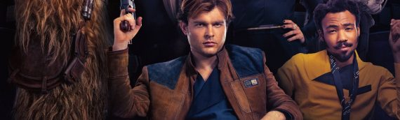 SOLO – A Star Wars Story : L'affiche chinoise du film