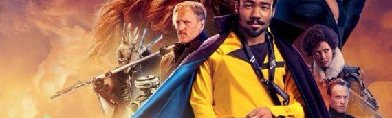 SOLO – A Star Wars Story : En bluray le 28 septembre en FRANCE
