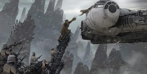 SOLO A Star Wars Story Concept Art