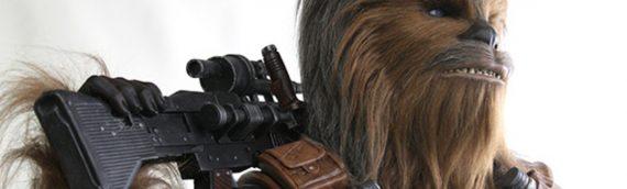 Tom Spina Design – Un Chewbacca Life-Size pour la promo de SOLO – A Star Wars Story