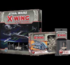X Wing Miniature Packs