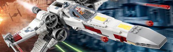 LEGO – Nouvelle vague de sets Star Wars prévue en Août