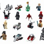 LEGO sets star wars 2018 aout
