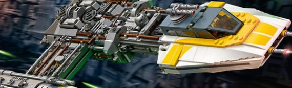 LEGO – 75181 UCS Y-Wing Starfighter