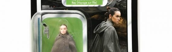 HASBRO – The Vintage Collection Rey (Island Journey)