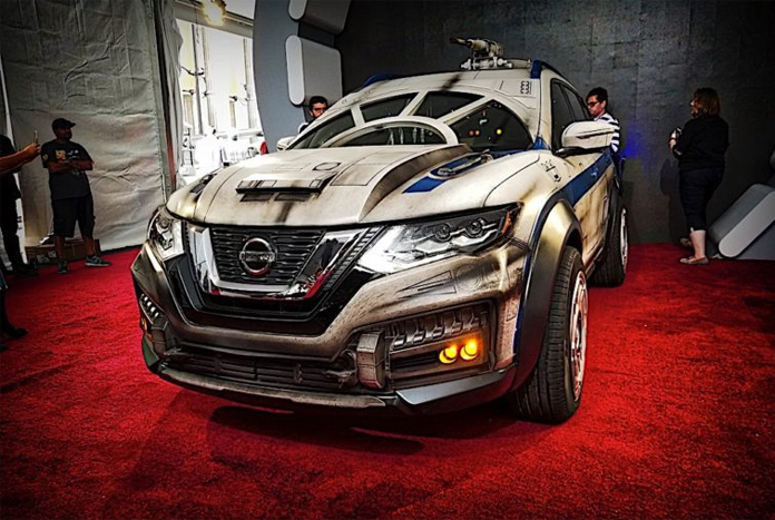 Nissan Rogue Solo Star Wars Story