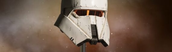 Gentle Giant : Nissan-Exclusive Range Trooper Helmet Life-Size
