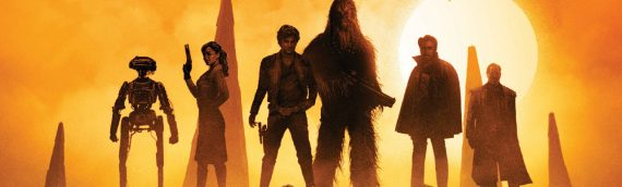 SOLO – A Star Wars Story : 2 posters IMAX exclusifs AMC