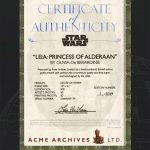 Sideshow Collectibles Princess Leia Artprint