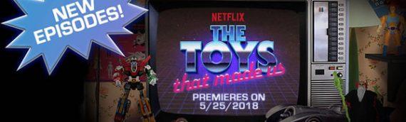 Le reportage «The toys that made us» spécial LEGO sur Netflix