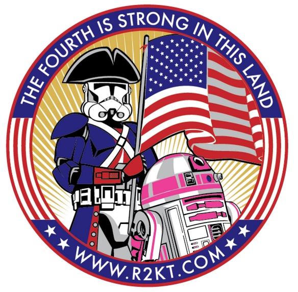 R2-KT 4th july