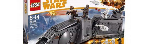 LEGO – 2 nouveaux sets SOLO pour cet été