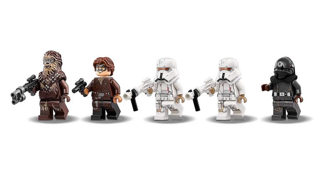 LEGO Solo Star Wars Story set