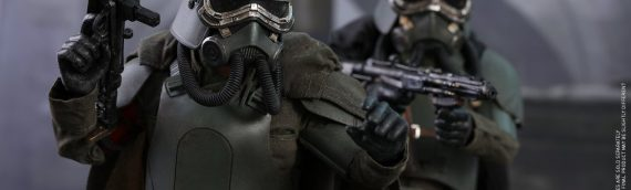 Hot Toys – Han Solo Mudtrooper Sixth Scale Figure