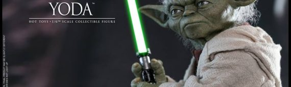 Hot Toys – Yoda AOTC Sixth Scale Figure