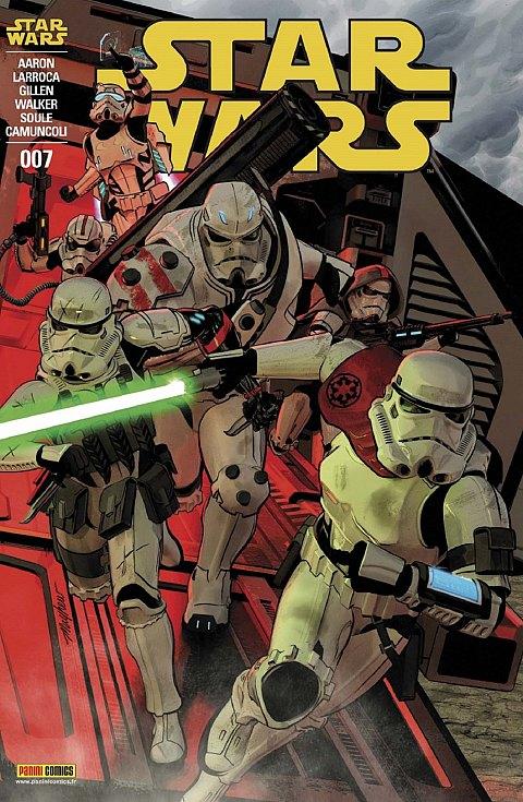 Panini Star Wars comics 7