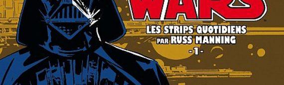 DELCOURT – Star Wars : Les strips quotidien de Russ Manning