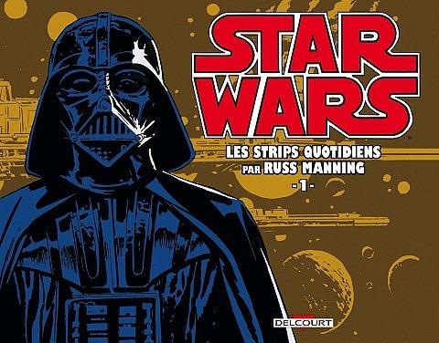 Star Wars Delcourt Strips Russ manning